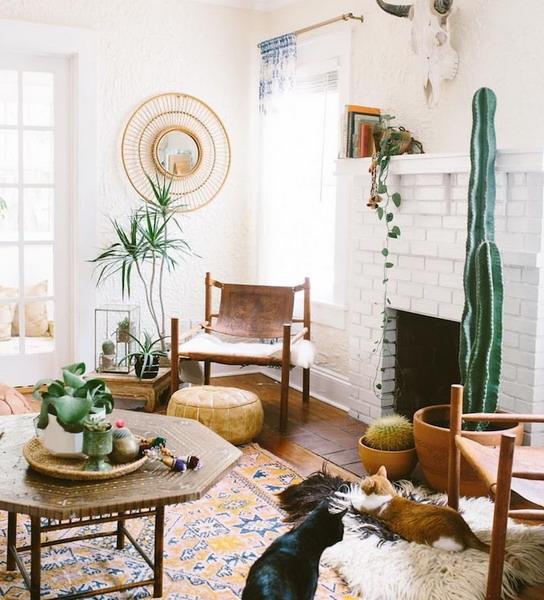 Jungle Decoration Interior Design Trends