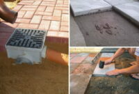 How to Lay paving slabs on sand 3