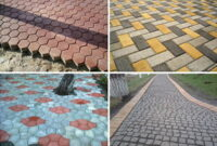 How to Lay paving slabs on sand 9