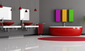 Bathroom Design Ideas With And Without Tiles