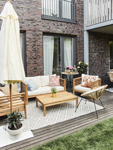 Outdoor Furniture Trends 2022