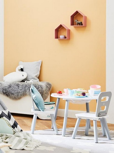 Ideas and Tips for Designing the Baby Room with Wall Paint in 2022