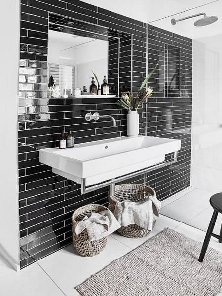 New Trends for Bathroom Wall Paint Colors