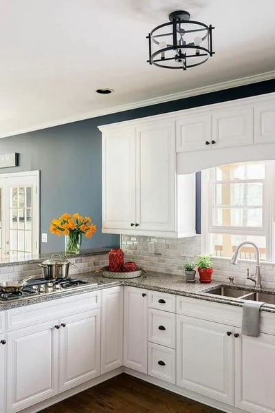 10 Colors to Paint your Kitchen (and 7 ideas to do it in an original way)