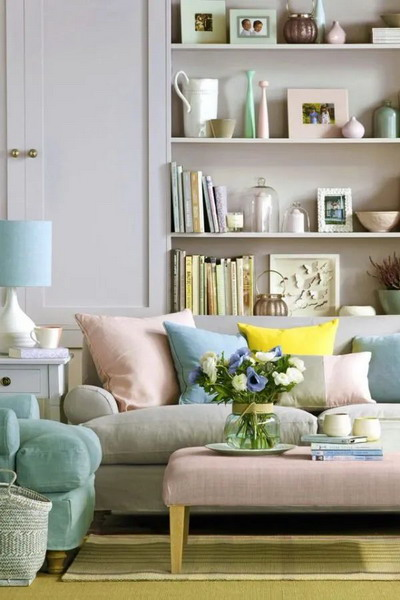 Decoration Spring 2022: Ideas To Decorate Fresh And Colorful House