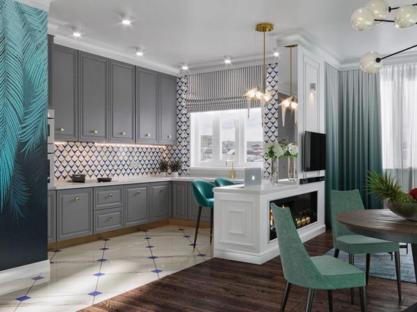 Modern Apartment Interior Design Trends 2023